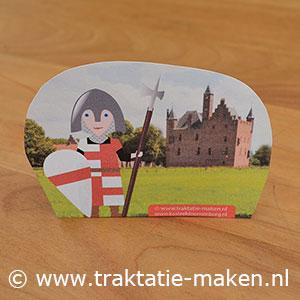 afbeelding traktatie Ridder Doornenburg