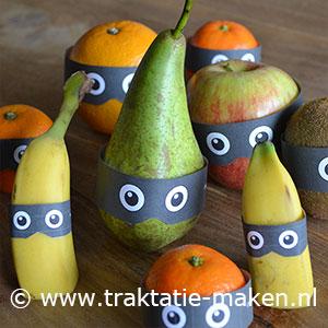 afbeelding traktatie Fruit boefjes