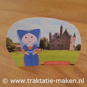 afbeelding traktatie Jonkvrouw Doornenburg