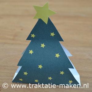 afbeelding traktatie Kerstboom