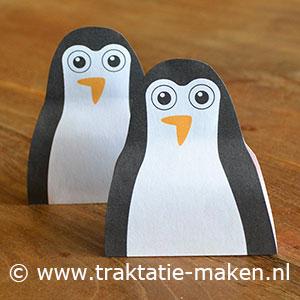 afbeelding traktatie Pinguin