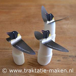 afbeelding traktatie Pinguins