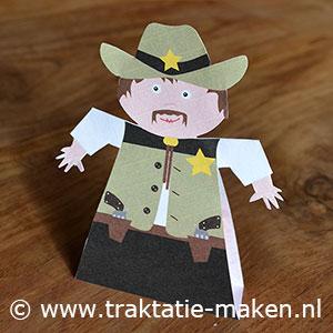 afbeelding traktatie Sheriff