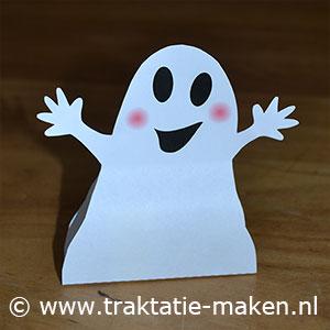 afbeelding traktatie Spookje
