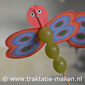 afbeelding traktatie Vlindertje