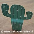 afbeelding van de traktatieRozijnen Cactus